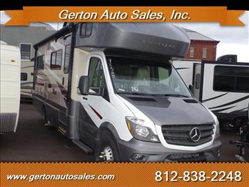 2016 Mercedes-Benz Sprinter for sale in Mount Vernon, IN