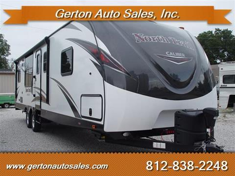 2017 Heartland North Trail 30RKDD KING Calibe for sale in Mount Vernon, IN