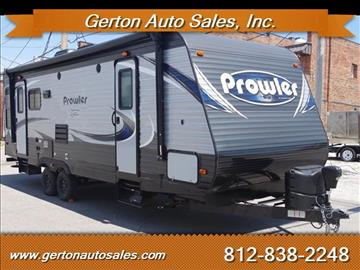 2018 Prowler Lynx 255LX for sale in Mount Vernon, IN