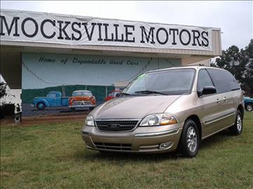 1999 Ford Windstar for sale in Mocksville, NC
