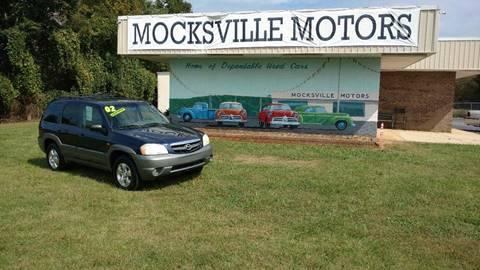 2002 Mazda Tribute for sale in Mocksville, NC