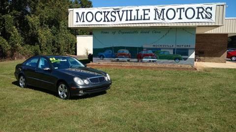 2003 Mercedes-Benz E-Class for sale in Mocksville, NC
