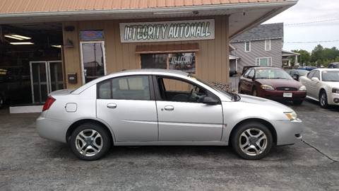 2003 Saturn Ion for sale in Tiffin, OH