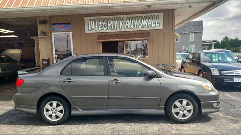 2006 Toyota Corolla for sale in Tiffin, OH