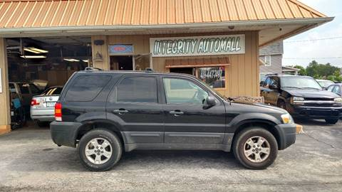 2007 Ford Escape for sale in Tiffin, OH