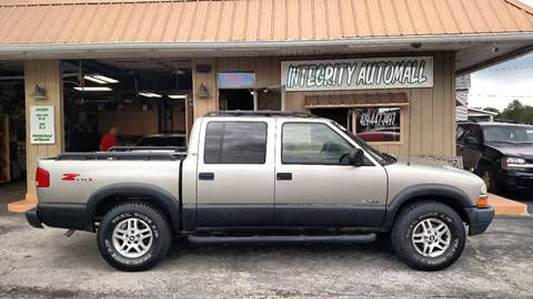 2003 Chevrolet S-10 for sale in Tiffin, OH