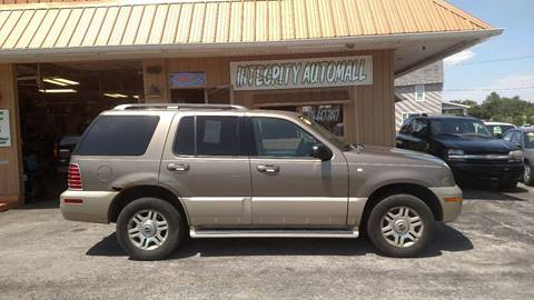 2004 Mercury Mountaineer for sale in Tiffin, OH