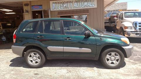 2003 Toyota RAV4 for sale in Tiffin, OH