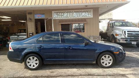 2007 Ford Fusion for sale in Tiffin, OH