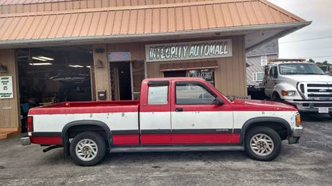 1993 Dodge Dakota for sale in Tiffin, OH