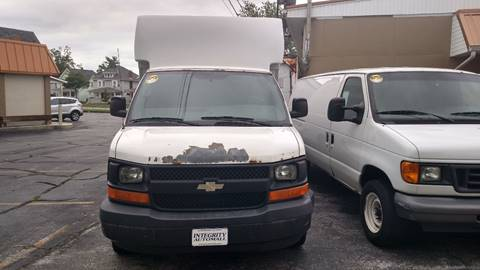 2008 Chevrolet Express Passenger for sale in Tiffin, OH