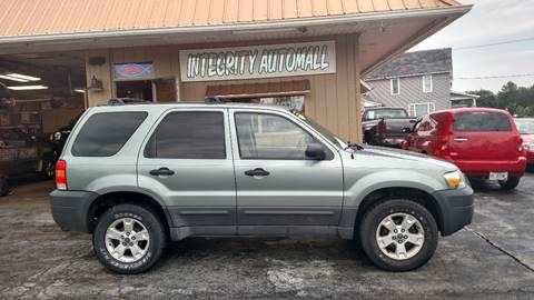 2005 Ford Escape for sale in Tiffin, OH