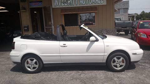 2000 Volkswagen Cabrio for sale in Tiffin, OH