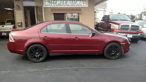 2006 Ford Fusion for sale in Tiffin, OH