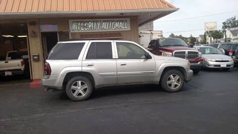 2004 Chevrolet TrailBlazer for sale in Tiffin, OH
