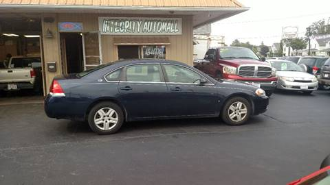 2008 Chevrolet Impala for sale in Tiffin, OH