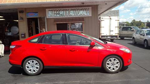 2012 Ford Focus for sale in Tiffin, OH