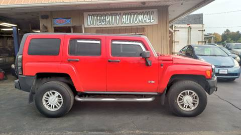 2007 HUMMER H3 for sale in Tiffin, OH