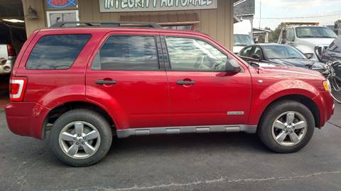 2008 Ford Escape for sale in Tiffin, OH
