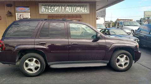 2008 Chevrolet TrailBlazer for sale in Tiffin, OH