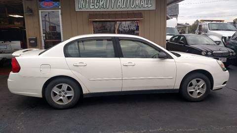 2005 Chevrolet Malibu for sale in Tiffin, OH