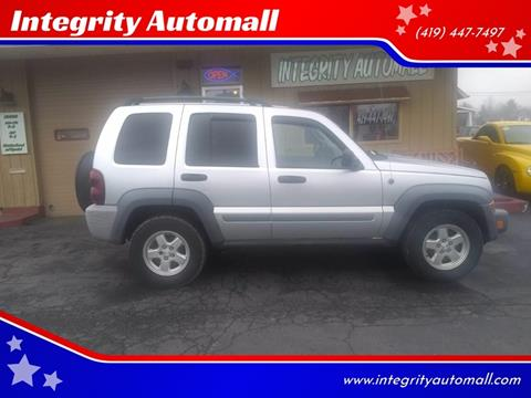 2006 Jeep Liberty for sale in Tiffin, OH