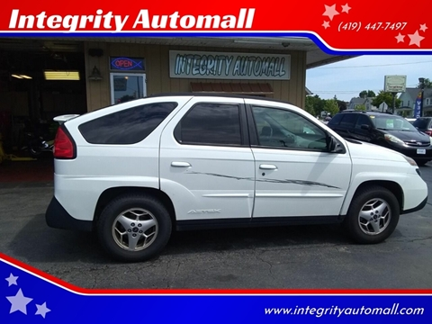 2003 Pontiac Aztek for sale in Tiffin, OH