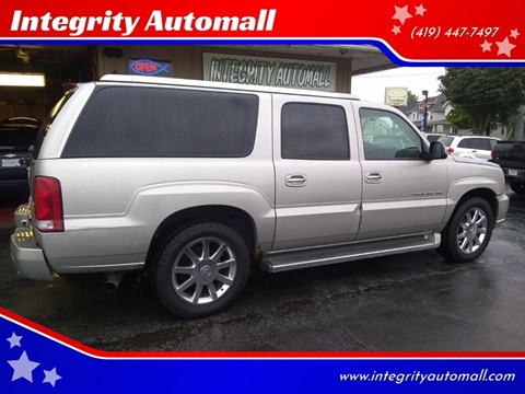 2005 Cadillac Escalade ESV for sale in Tiffin, OH