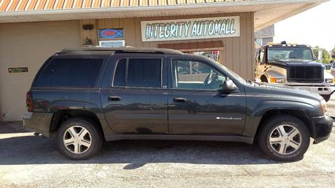 2004 Chevrolet TrailBlazer EXT for sale in Tiffin, OH