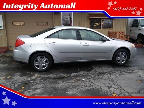 2006 Pontiac G6 for sale in Tiffin, OH
