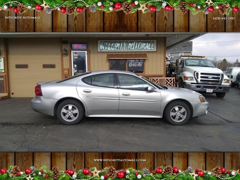 2008 Pontiac Grand Prix for sale in Tiffin, OH