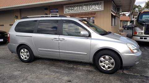 2007 Kia Sedona for sale in Tiffin, OH