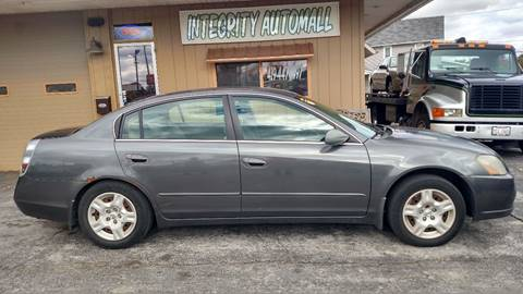 2005 Nissan Altima for sale in Tiffin, OH