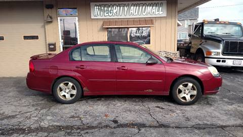 2004 Chevrolet Malibu for sale in Tiffin, OH