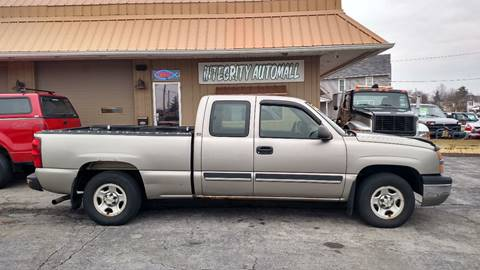 2003 Chevrolet Silverado 1500 for sale in Tiffin, OH