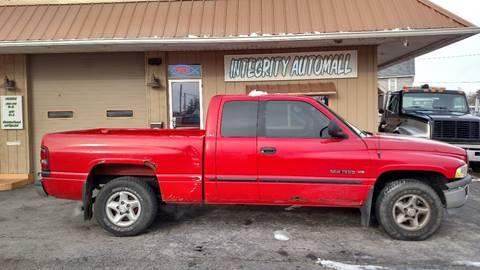 2000 Dodge Ram Pickup 1500 for sale in Tiffin, OH