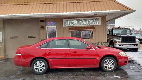 2009 Chevrolet Impala for sale in Tiffin, OH