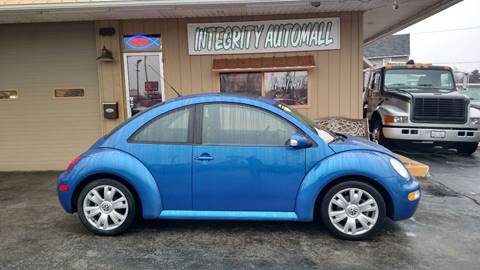 2003 Volkswagen New Beetle for sale in Tiffin, OH
