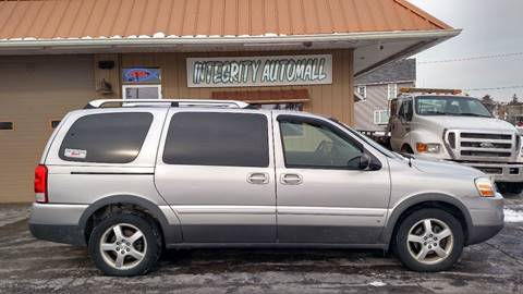 2006 Pontiac Montana SV6 for sale in Tiffin, OH