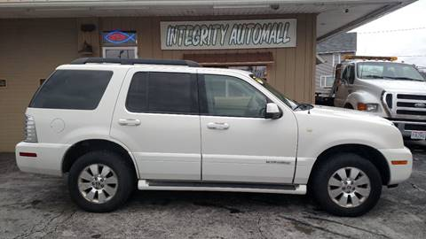 2008 Mercury Mountaineer for sale in Tiffin, OH