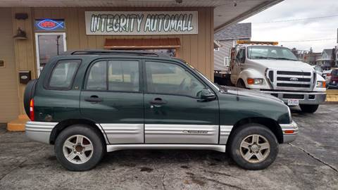 2002 Chevrolet Tracker for sale in Tiffin, OH