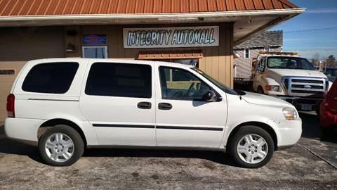 2007 Chevrolet Uplander for sale in Tiffin, OH