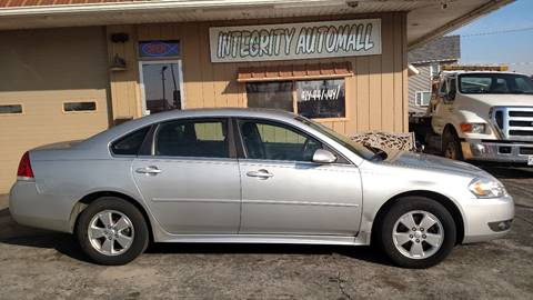2011 Chevrolet Impala for sale in Tiffin, OH