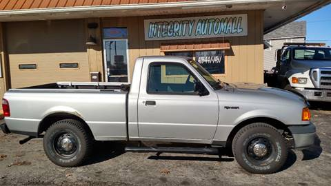 2004 Ford Ranger for sale in Tiffin, OH