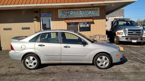 2007 Ford Focus for sale in Tiffin, OH