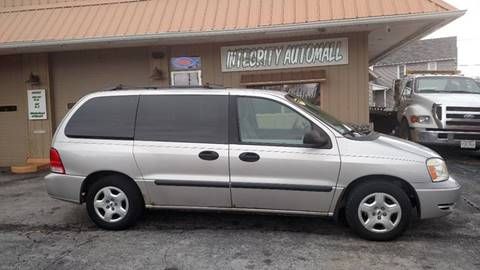 2004 Ford Freestar for sale in Tiffin, OH