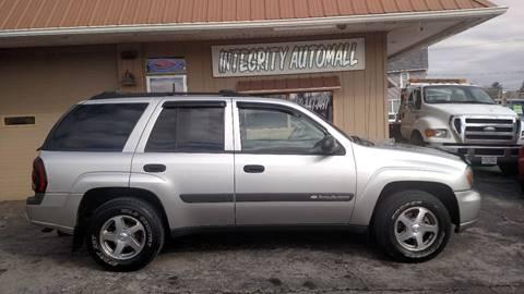 2004 Chevrolet TrailBlazer for sale in Tiffin, OH