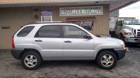 2008 Kia Sportage for sale in Tiffin, OH
