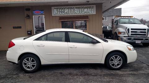 2005 Pontiac G6 for sale in Tiffin, OH