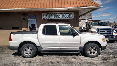 2004 Ford Explorer Sport Trac for sale in Tiffin, OH